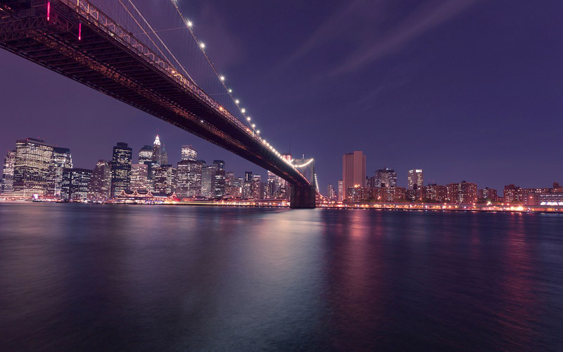 New York City Attraction: The Brooklyn Bridge